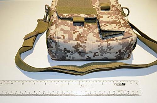 Acid Aid Bag EMT Medic Utility - Desert