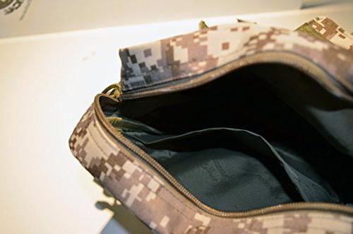 Acid Tactical Aid Bag EMT Utility Desert Digital