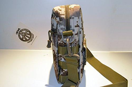 Acid Tactical Aid EMT Desert Digital