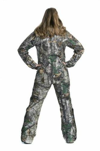 Addie Warm Quiet Women's Jacket Gear- Camo