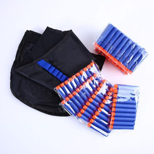 Adjustable Gear storage Pocket NERF