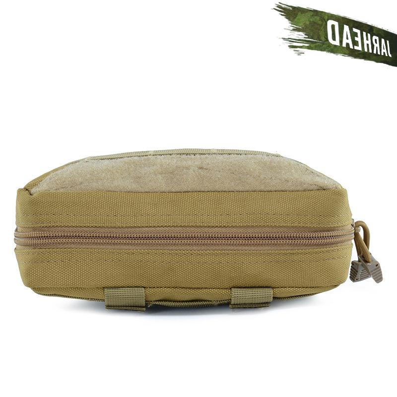 Airsoft Tactical Utility EDC/Accessory Drop Bag <font><b>Waterproof</b></font> Pouch <font><b>Hunting</b></font> <font><b>Gear</b></font> Bag