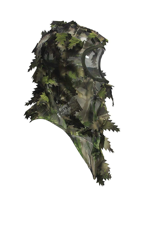 ambush hd camouflage hunting full cover leafy