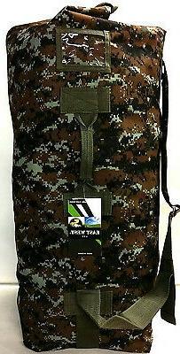 """ARMY DUFFELBAG Large Hunting Gear Duffel Bag Duffle 42"""" Inch"""
