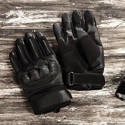 JIUSY Army Touch Screen Knuckle Finger for Combat Motorcycle Hunting