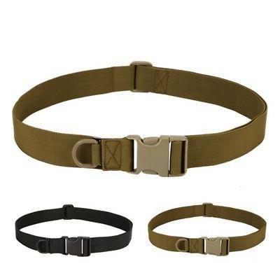 "1.5"" Adjustable Army Combat Gear Heavy Belt"