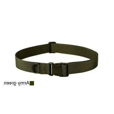 Army Utility Nylon Belt Hunting