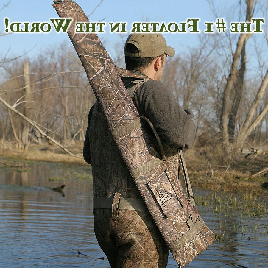 Avery Gun Case Mossy Bottomland Camo Gear Shotgun