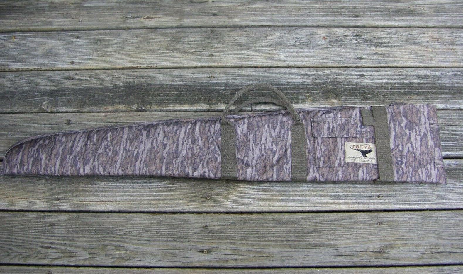 avery floating gun case mossy oak bottomland