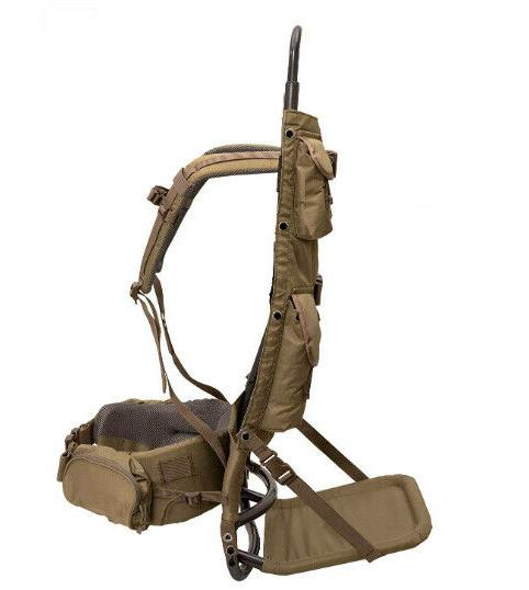 Backpack Frame Commander Freighter Pack Hunting Hiking Camo Gear