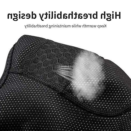 KINGBIKE Balaclava Windproof Face Winter Motorcycle Neck Tactical Balaclava Hood for Men Cycling Hat Helmet Liner