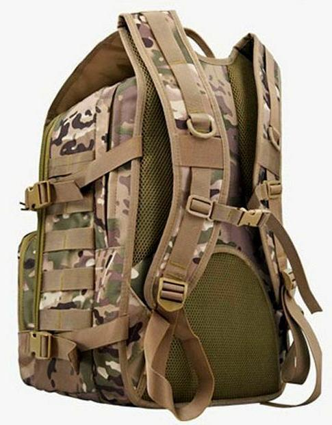 BEARD Turkey Hunting Camo Backpack Pack Range FREE SHIPPING