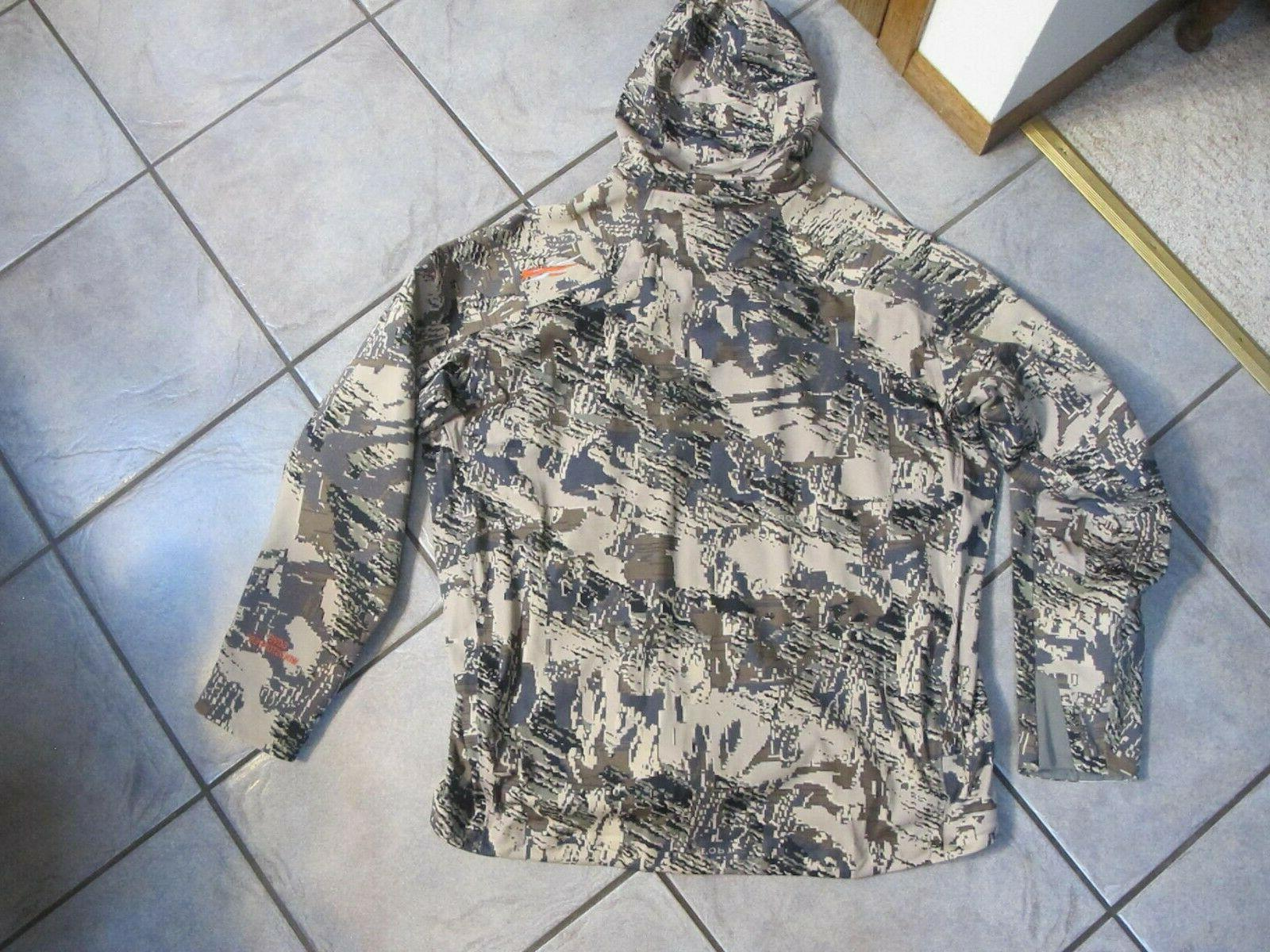 Sitka Gear New Timberline Jacket Open Country 2xl