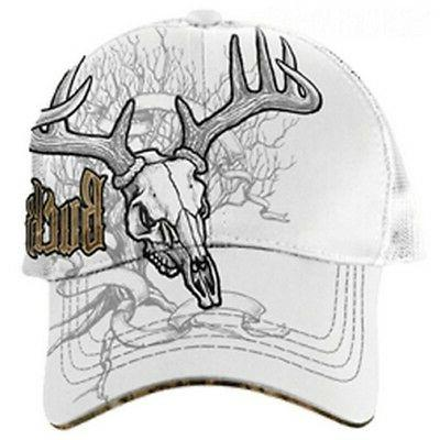 buck wear mesh back cap