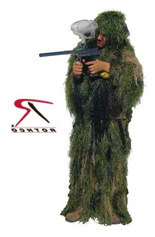 bushrag ultralight gillie suit