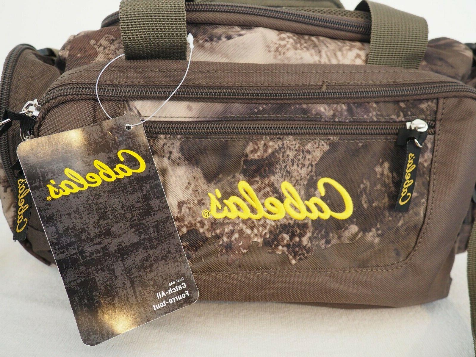 Cabela's Bag Camoflauge TAG*