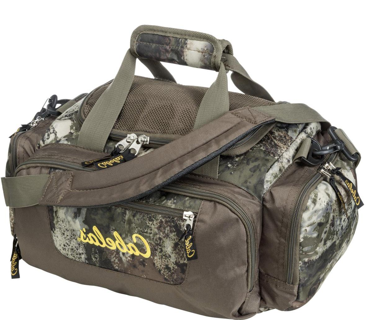 cabela s catch all gear bag camoflauge