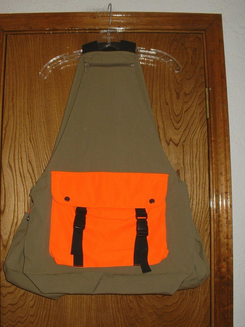 Cabela's Gear Hunting Vest Orange