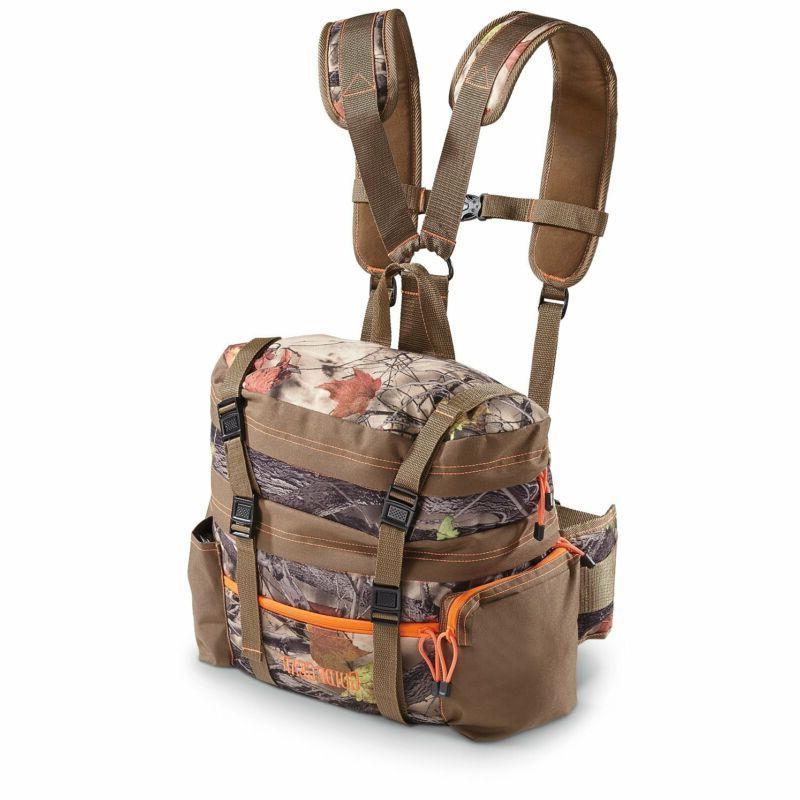 camo day hunting bag backpack