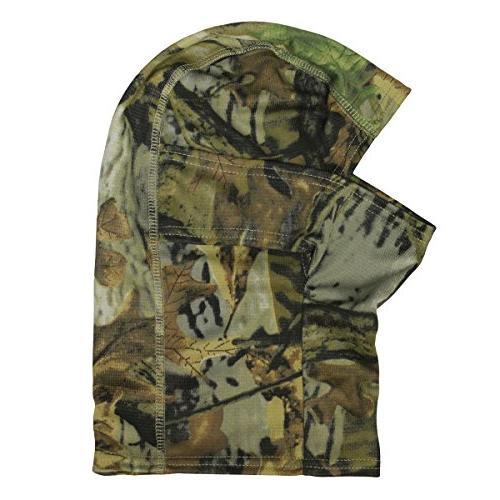 JIUSY Camouflage Balaclava Ninja Motorbike Military Airsoft Gear Wind Dust UV Face