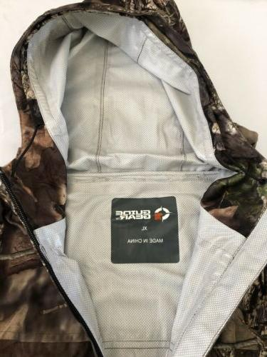 Guide Proof Hunting Jacket Size