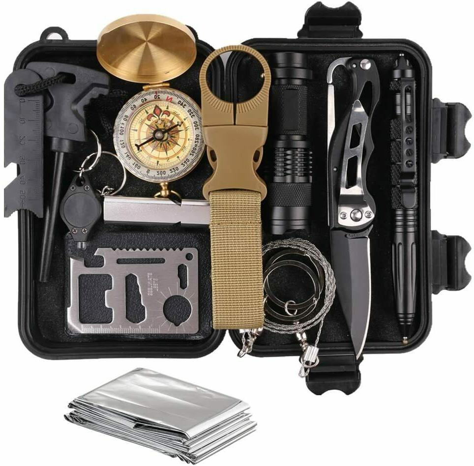 Camping Outdoor Tactical Emergency SOS