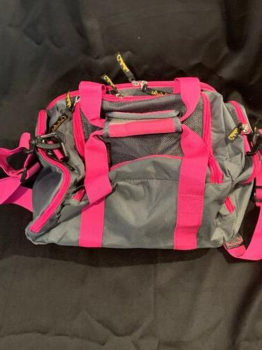 Cabela's Catch Bag Pink Hunting Fishing Range Duffle NWOT