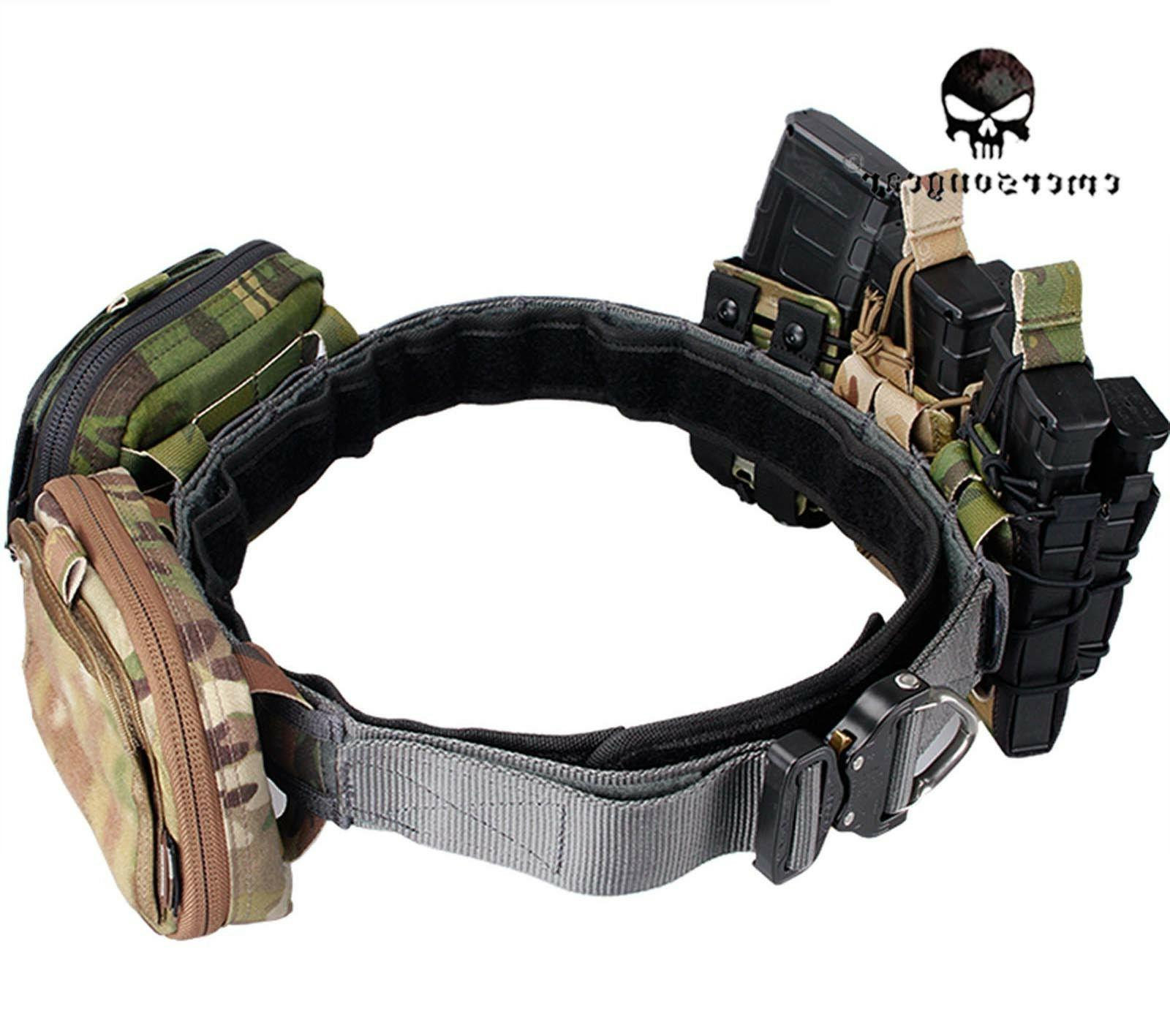 Emerson Cobra Riggers D-Ring Molle 1.75-2inch Amy Hunting