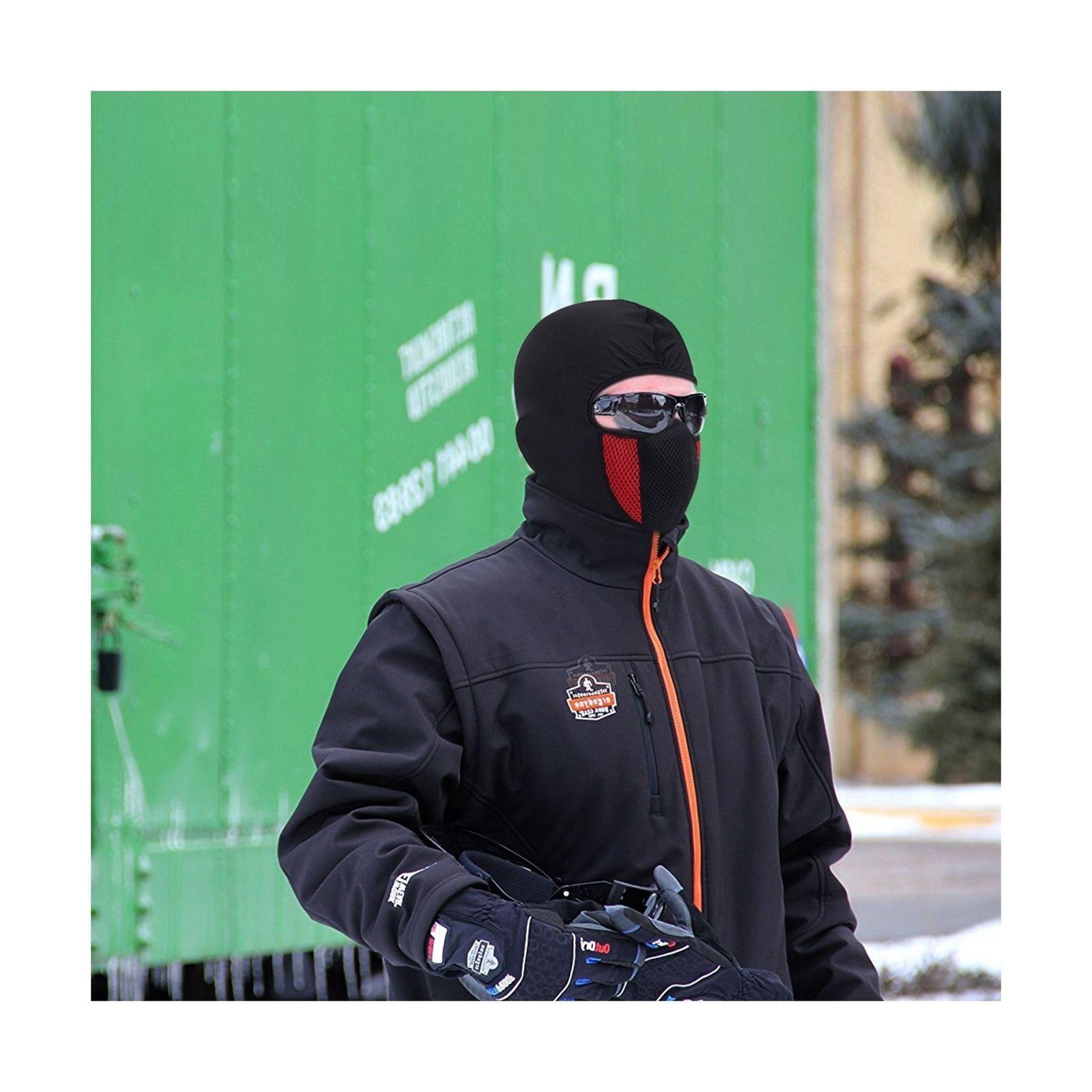 Cold weather Balaclava Windproof Ski Hood Mask