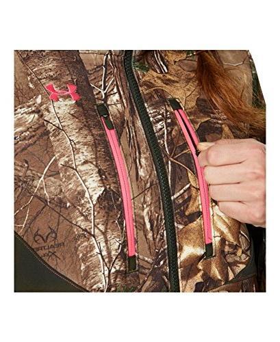 Under ColdGear Infrared Freek Jacket Medium REALTREE