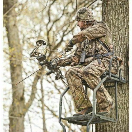 Comfortable Tree Stand Bow
