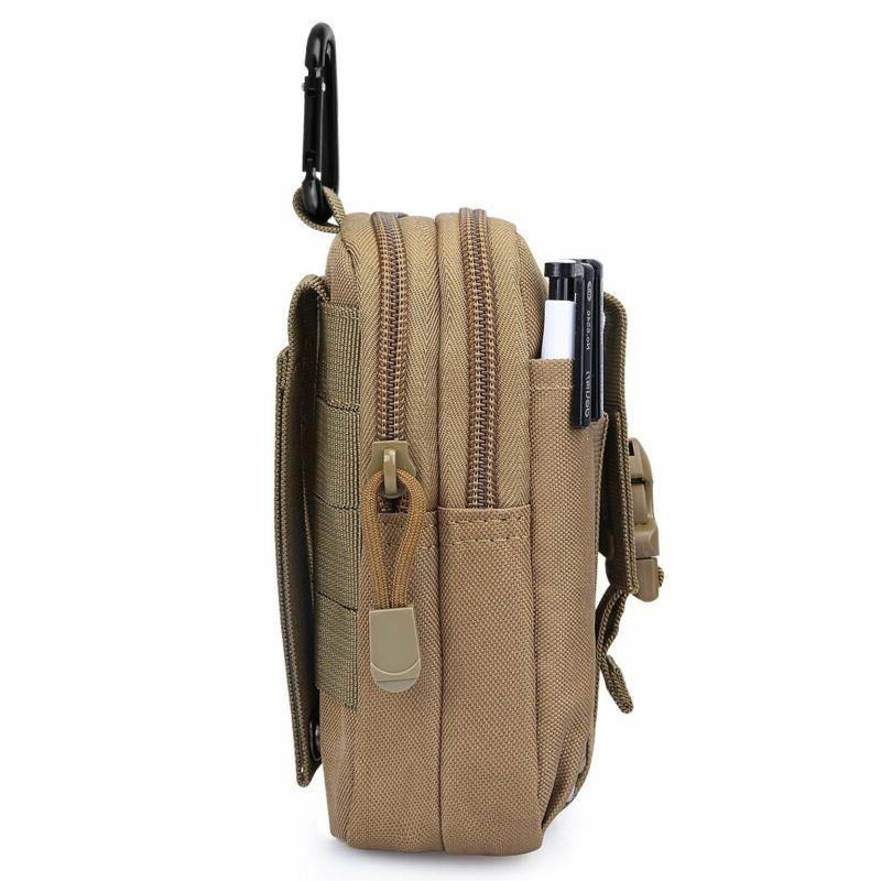 Compact Tactical Molle DayPack w/iPhone
