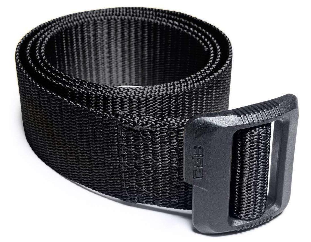 CQR Tactical Belt Full Refund Assurance Webbing Belt