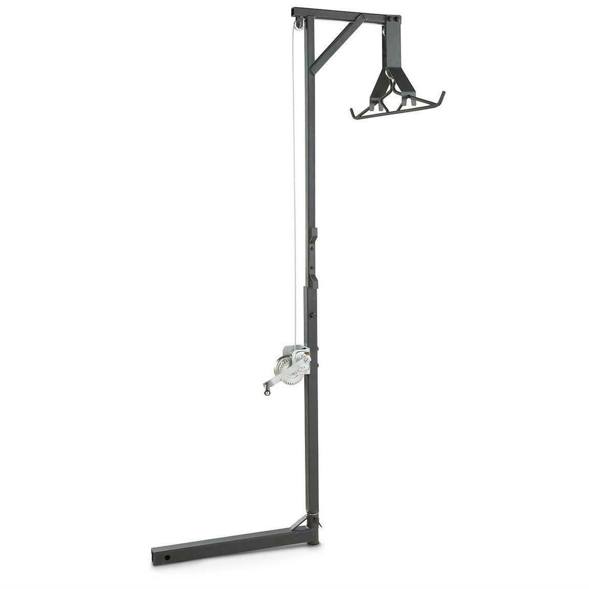 X-Stand Treestands X-Treme Lift System Gambrel Hoist Black