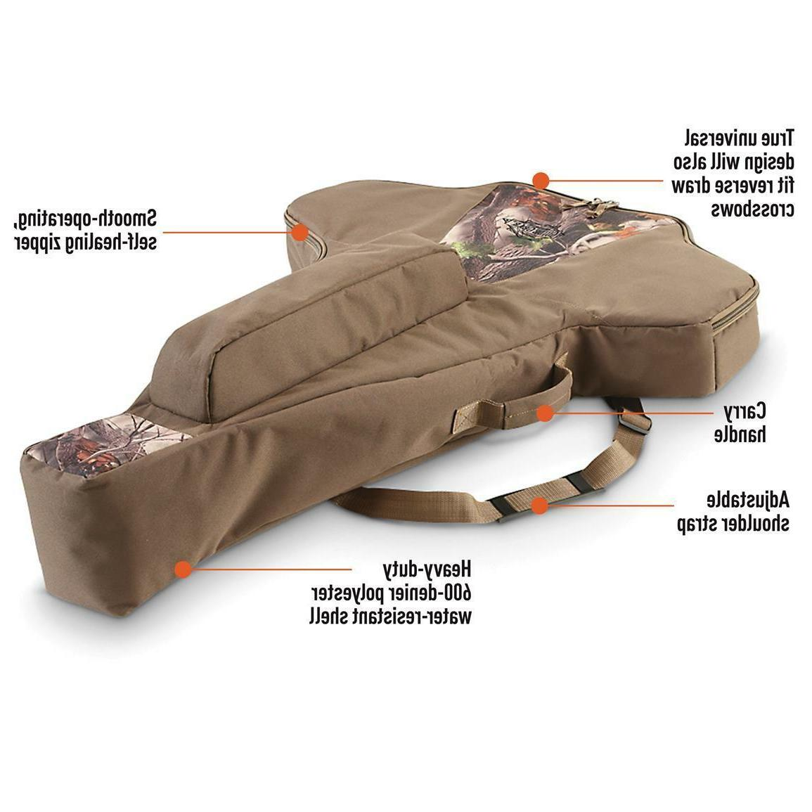 deluxe universal soft crossbow case