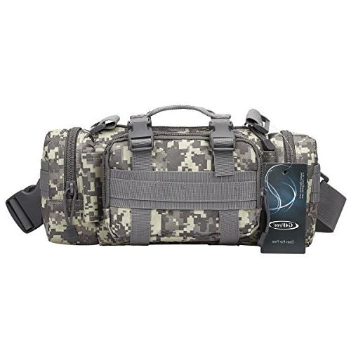deployment bag versatile tactical waist