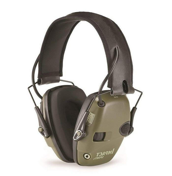 Electronic Noise Cancelling Shooting Protection Sport Ear Muffs