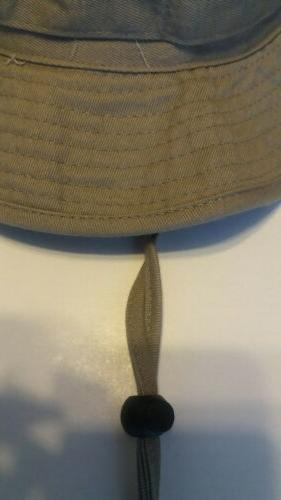 Elysiumland OutDoor Hat Cap One Fits Color: Khaki