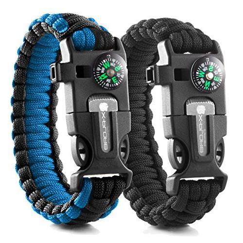emergency paracord bracelets ultimate tactical