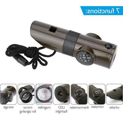 emergency survival whistle multi camping hiking hunting