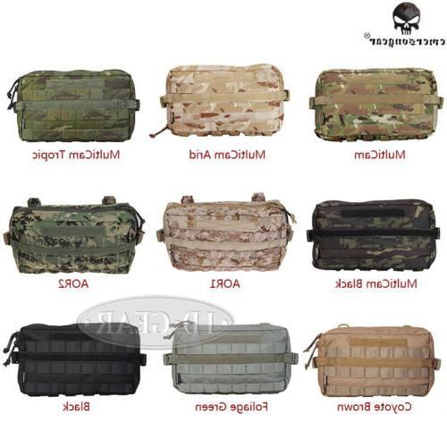 Emerson Pouch Multi-functional Utility Pouch Gear Bag