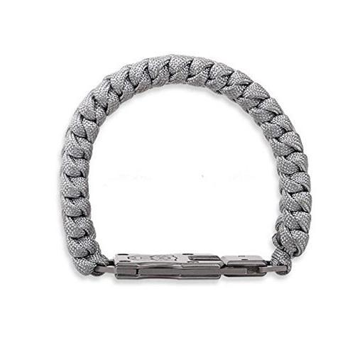 Endurance Leash Stab Outdoor Gadget Parachute Bracelet Convenient Natural -