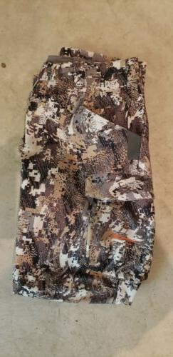 SITKA GEAR ESW EARLY SEASON WHITETAIL PANT SIZE 37 REGULAR O