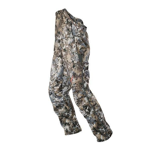 Sitka Gear Fanatic Lite Bib Pants Whitetail Optifade Elevate