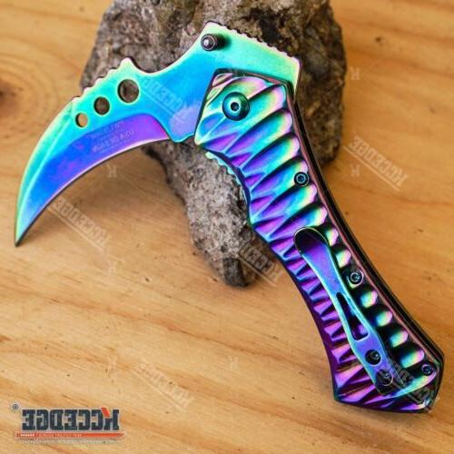 Fantasy Pocket Knife Hunting Gear
