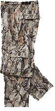 Natural Gear Fatigue 6-Pocket Camouflage Hunting Pants - Lon
