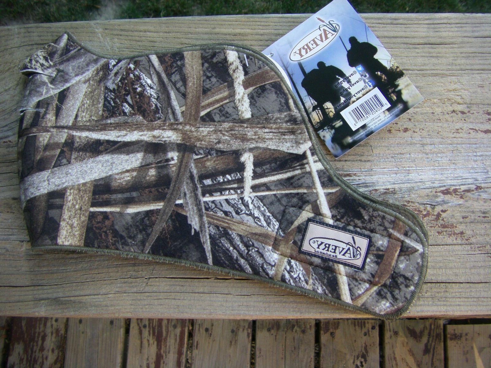 Avery Realtree 5 Camo Hat Logo Gear Soft &