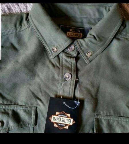 Guide Shirt Jacket Hunting Lot NWT