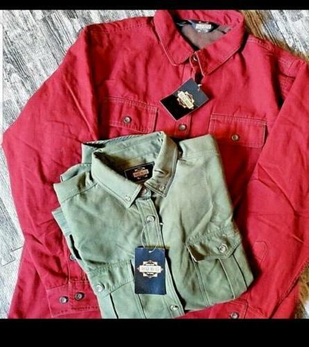 fleece lined shirt jacket car chore hunting
