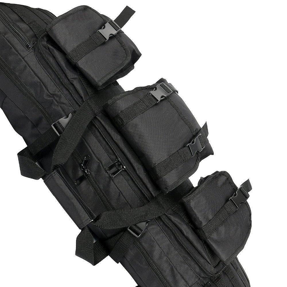 <font><b>Hunting</b></font> Accessories <font><b>Backpack</b></font> <font><b>Gear</b></font> 3 Pockets Ak47 Airsoft Carbine Pad
